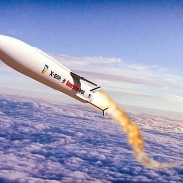 Air Force X-60A hypersonic rocket readies for design, demonstration, and test phase beyond Mach 5