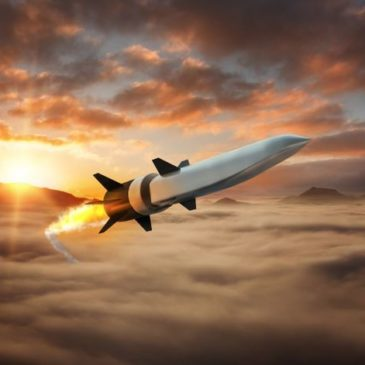 Industry team developing air-breathing hypersonic weapons