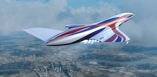 UK Reveals High-Tech Programs in Air, Space, and Propulsion